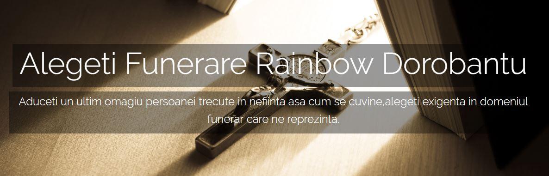 Funerare Rainbow Dorobantu  - Agentie Funerara Bucuresti Sector 2