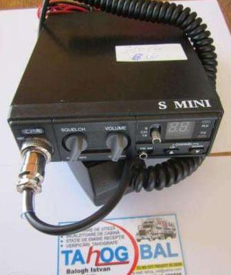 CRT S Mini 8W
