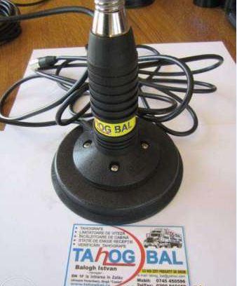 Antena Sirio ML145 Magnetica