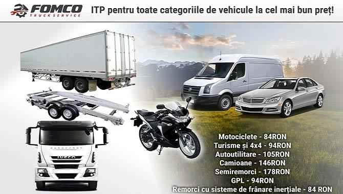 Fomco Statie ITP Auto Targu Mures