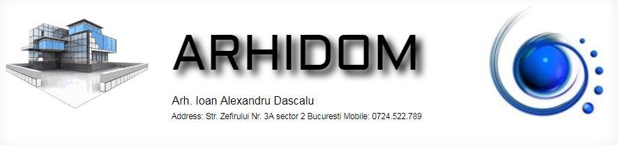 S.C. Consulting Urban Proiect Grup S.R.L.- Arh. Ioan Alexandru Dascalu - Membru OAR