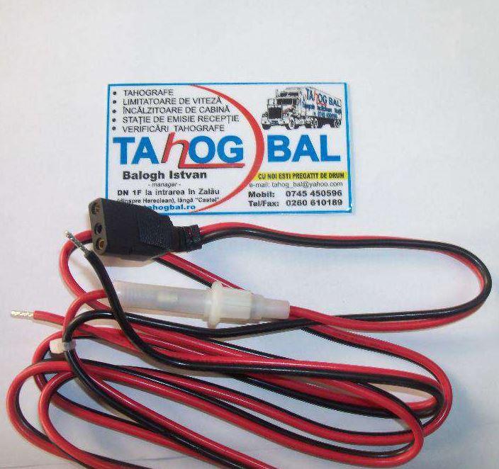 Cablu de alimentare pentru statii 4 pini