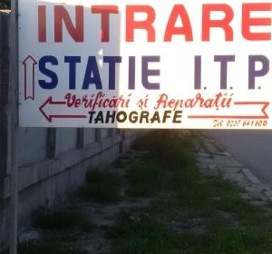 Tahografe Vrancea, Limitatoare de Viteza, Statii Radio CB, PMR, Montaj, Verificari, Service, Statie I.T.P. Adjud - S.C. A&R Consmet S.R.L.