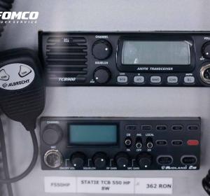 FOMCO TRUCK SERVICE & SHOP  Tahografe Targu Mures, Limitatoare de Viteza, Statii Radio, Accesorii, Service, Montaj Jud. Mures